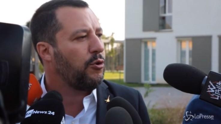 """Salvini attacca l'Onu: """"Valuteremo su taglio fondi"""""""