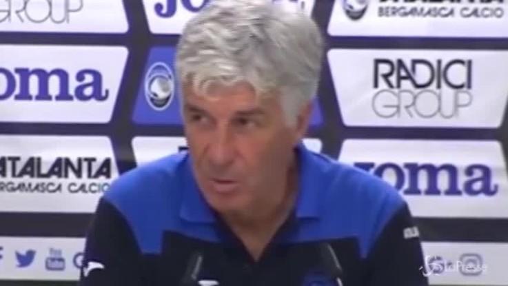 """Europa League, Gasperini: """"Possiamo ancora giocare le nostre chances"""""""