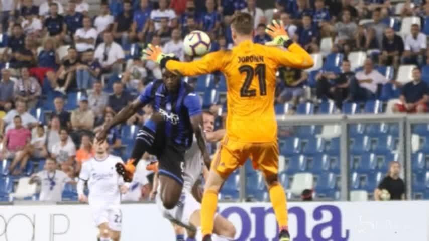 Europa League, Atalanta-Copenaghen 0-0
