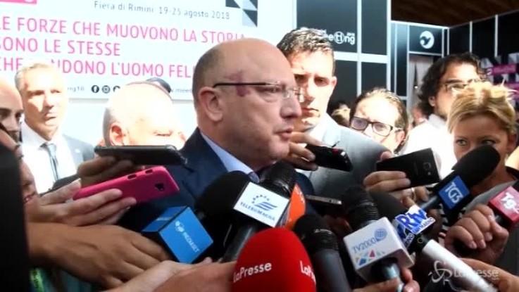 """Manovra, Boccia: """"Con governo partiti in salita, auspico confronto"""""""