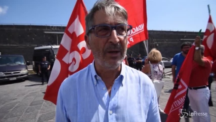 """Diciotti, Enzo Campo (Cgil): """"Situazione non sopportabile per Paese civile"""""""