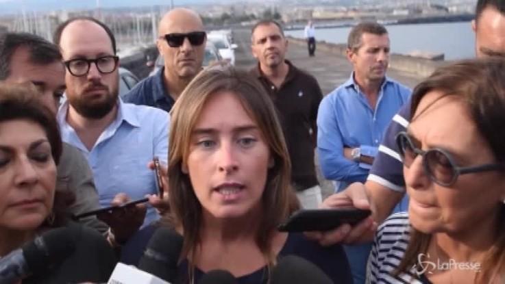 """Diciotti, Boschi: """"Salvini telefoni a Orban e lo convinca ad accogliere migranti"""""""