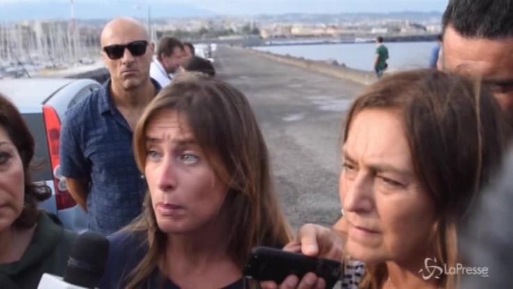 """Diciotti, Boschi: """"Impensabile che da 4 giorni non si trovi soluzione"""""""
