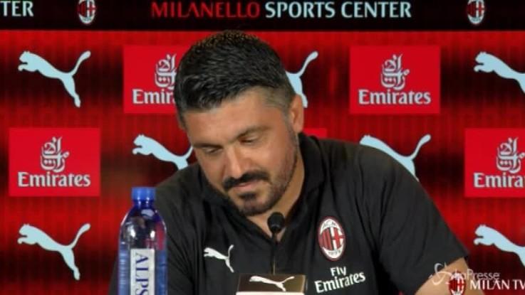 """Gattuso: """"Ancelotti? Un maestro, io ne devo ancora mangiare di pastasciutta"""""""