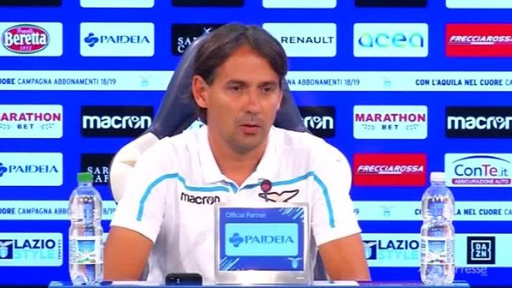 """Inzaghi: """"Con la Juve sarà una gara bellissima da giocare"""""""