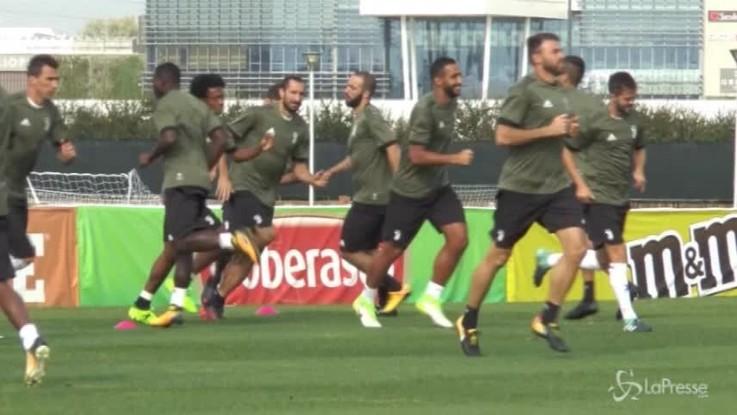 Serie A, oggi Juve-Lazio e Napoli-Milan