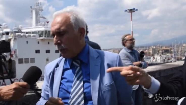 Diciotti, Antonio Pappalardo denuncia Salvini per sequestro di persona