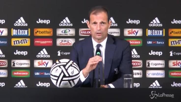 """Juventus, Allegri: """"Ronaldo sta capendo il calcio italiano"""""""