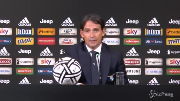 """Lazio, Inzaghi: """"Dobbiamo fare di più, il compitino non basta"""""""