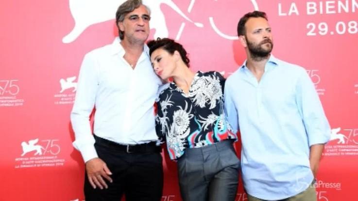Venezia, sette minuti di applausi per il film su Stefano Cucchi