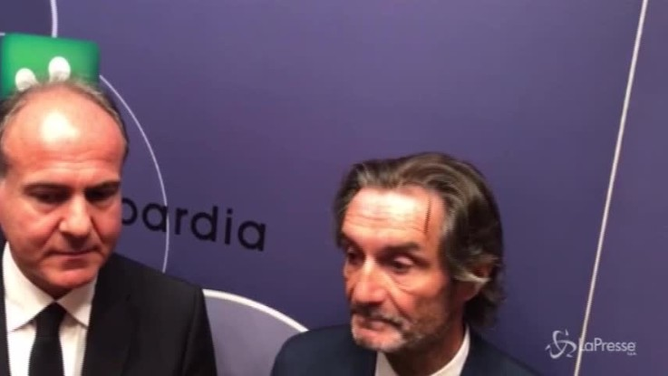 "Trenord, Fontana: ""Bene impegno ministro Toninelli"""