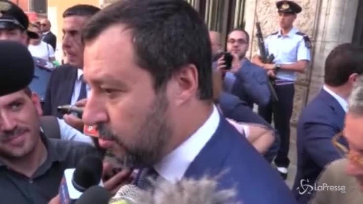 Diciotti, il fascicolo su Salvini passa a Palermo