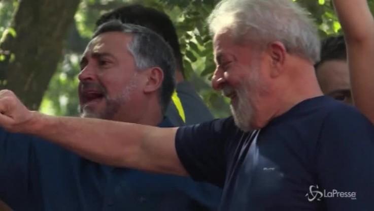 Brasile, Lula non potrà correre alle presidenziali