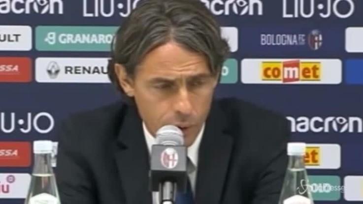"""Inzaghi: """"Bene i primi 70 minuti, spero che ci sbloccheremo presto"""""""