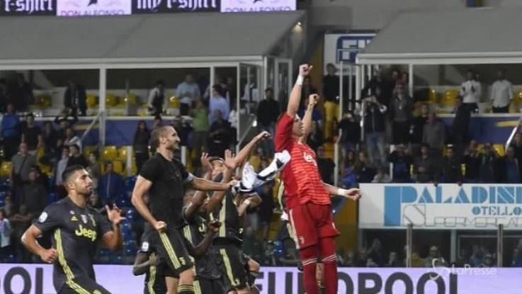 Juventus a punteggio pieno aspettando il Napoli