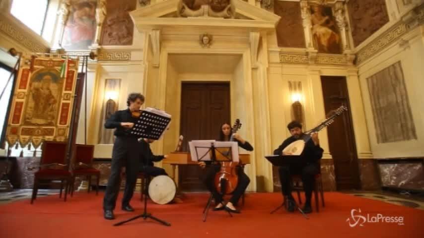 """Milano, a Palazzo Marino """"i missionari musicisti nella Cina imperiale"""""""