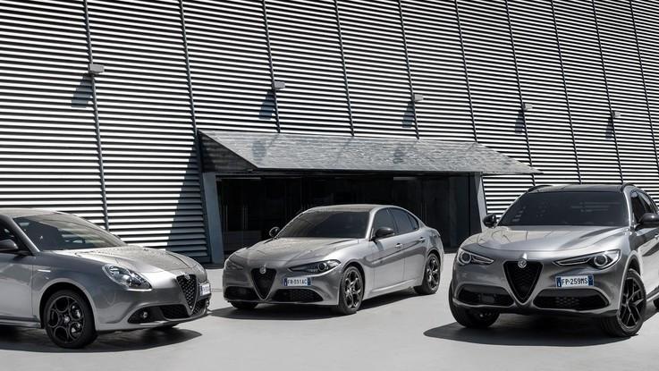 Fca, serie speciale B-Tech di Alfa Romeo Giulia, Giulietta e Stelvio