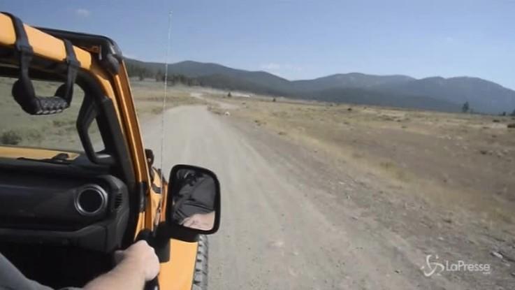 In California al volante delle Jeep del futuro: Stitch, Nachos e Jeepster