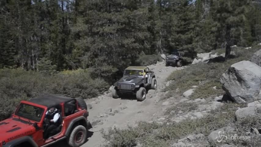 Rubicon Trail: con la jeep sulla via del West