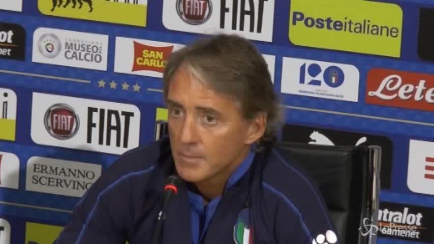 "Nazionale, Mancini: ""Balotelli? È dimagrito… di 8 grammi"""