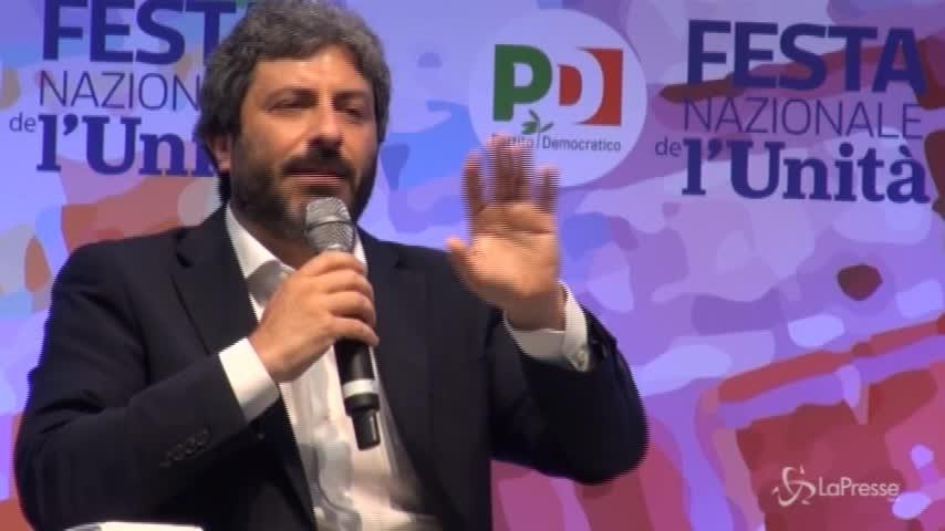 """Fico a Ravenna: """"Con Salvini un contratto, non una alleanza"""""""
