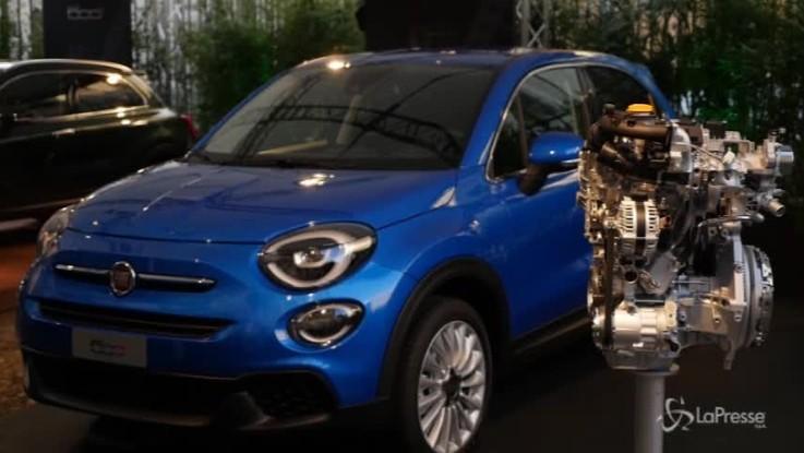 Fiat, la nuova 500X al Museo del Cinema di Torino