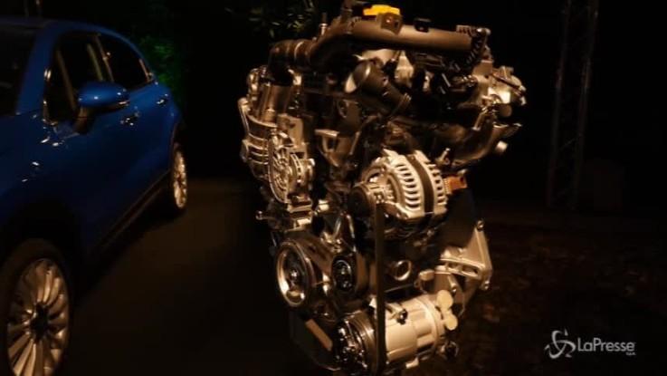 Fiat, sistemi di assistenza, sicurezza e motori di ultima generazione per la nuova 500X