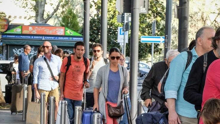 Estate, con settembre salgono a 38,5 milioni gli italiani in vacanza
