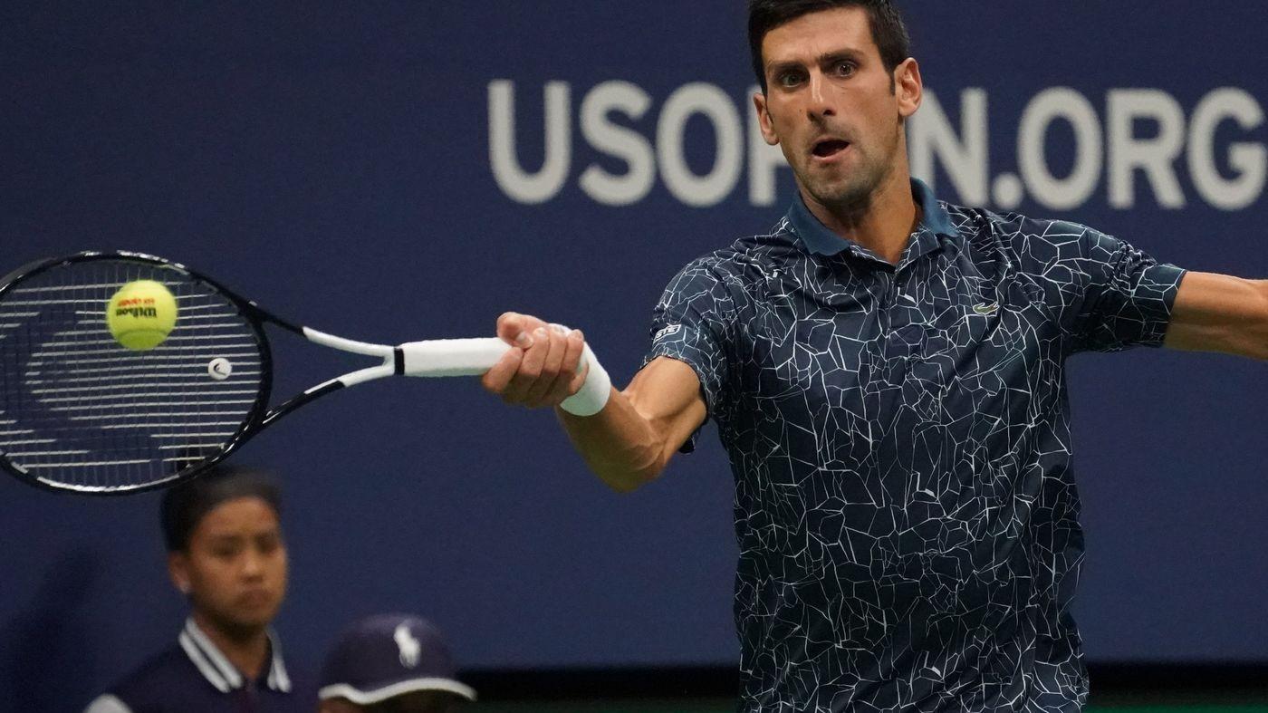 Us Open, a New York, trionfa Novak Djokovic, Del Potro battuto in tre set