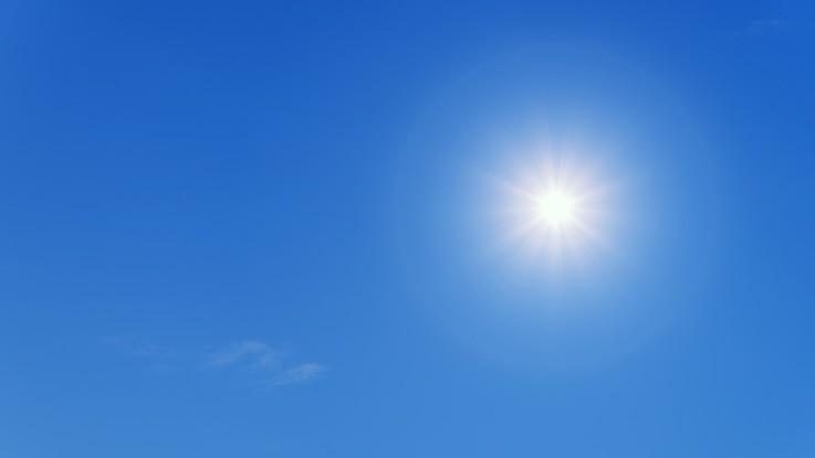 Sole e nuvole, poi torna il caldo: il meteo del 10 e 11 settembre