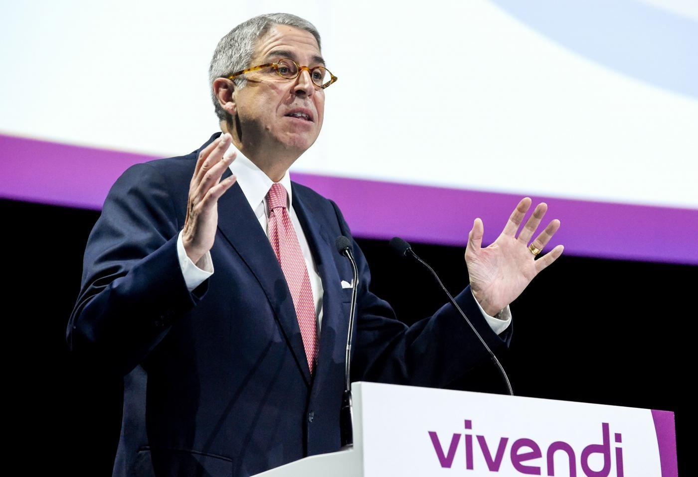 Tim, Vivendi prepara il controgolpe, de Puyfontaine cerca sponde nel governo