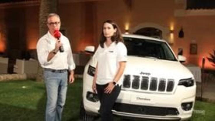Jeep nuova Cherokee fca fiat