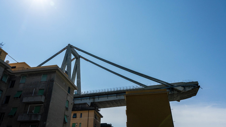genova toninelli decretone ricostruzione ponte morandi autostrade fincantieri