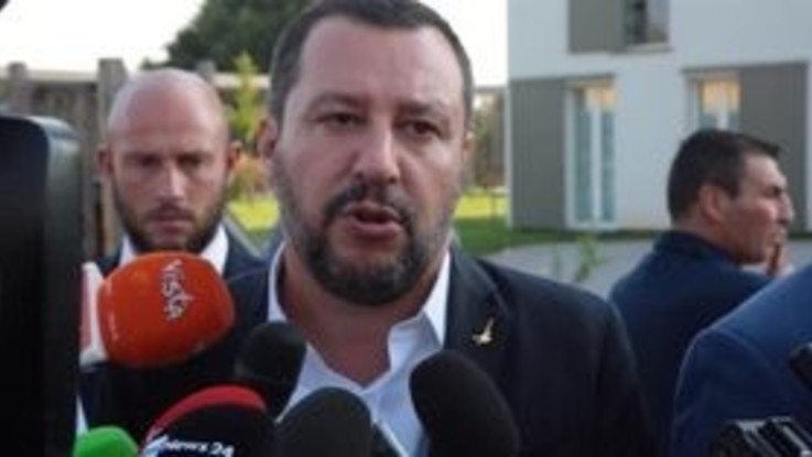 """Pensioni, Salvini: """"Quota cento a 62 anni"""""""