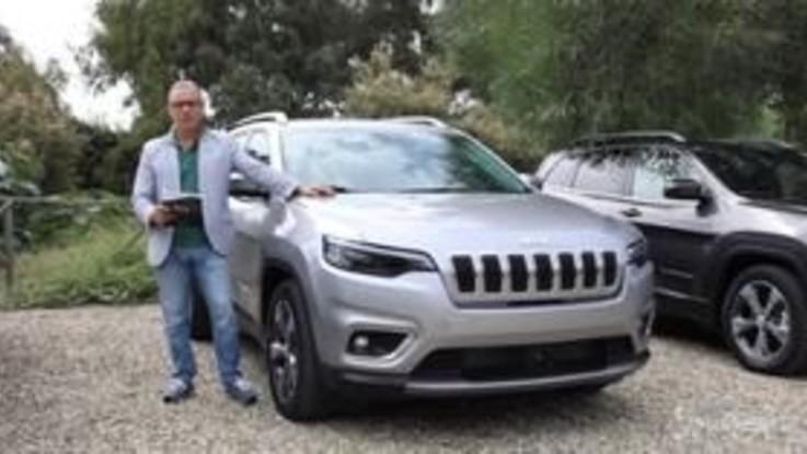 Nuova Jeep Cherokee: la nostra prova in strada