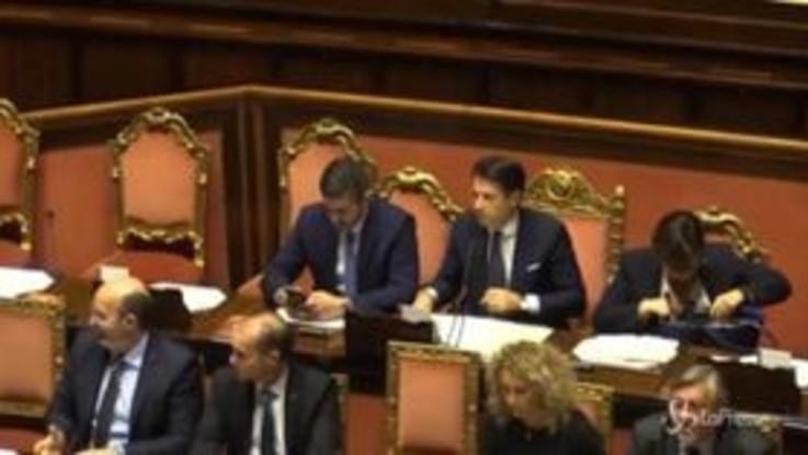 """Diciotti, Grasso attacca Conte: """"Vaso di terracotta tra vasi di ferro"""""""