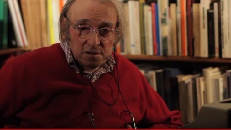 Morto scrittore e poeta torinese Guido Ceronetti: aveva 91 anni