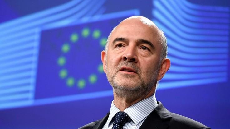 """Moscovici avverte: """"L'Italia è un problema per l'Europa"""". E chiede un bilancio """"credibile"""""""