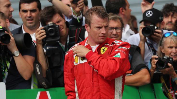 """Raikkonen: """"Addio alla Ferrari? Non è stata una mia decisione"""""""