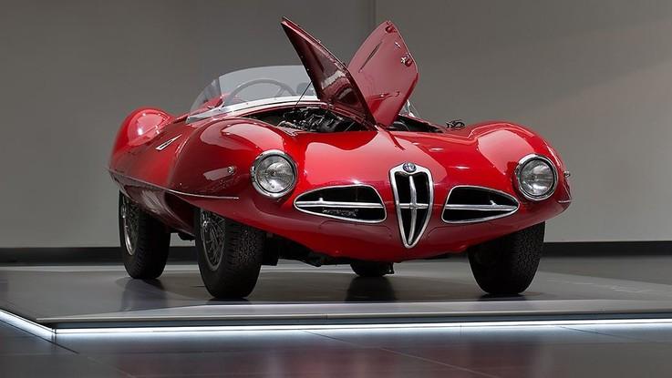 Alfa Romeo, cofani aperti per il fine settimana