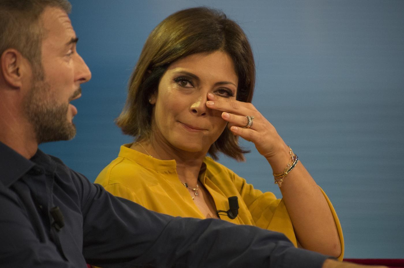 Alessia Mancini e Flavio Montrucchio, Balivo fa piangere la storica coppia