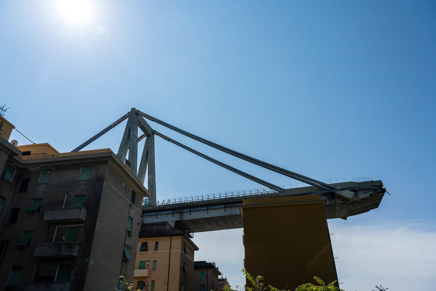 Genova, ponte Morandi era già corroso: Autostrade denunciò 10 mesi fa