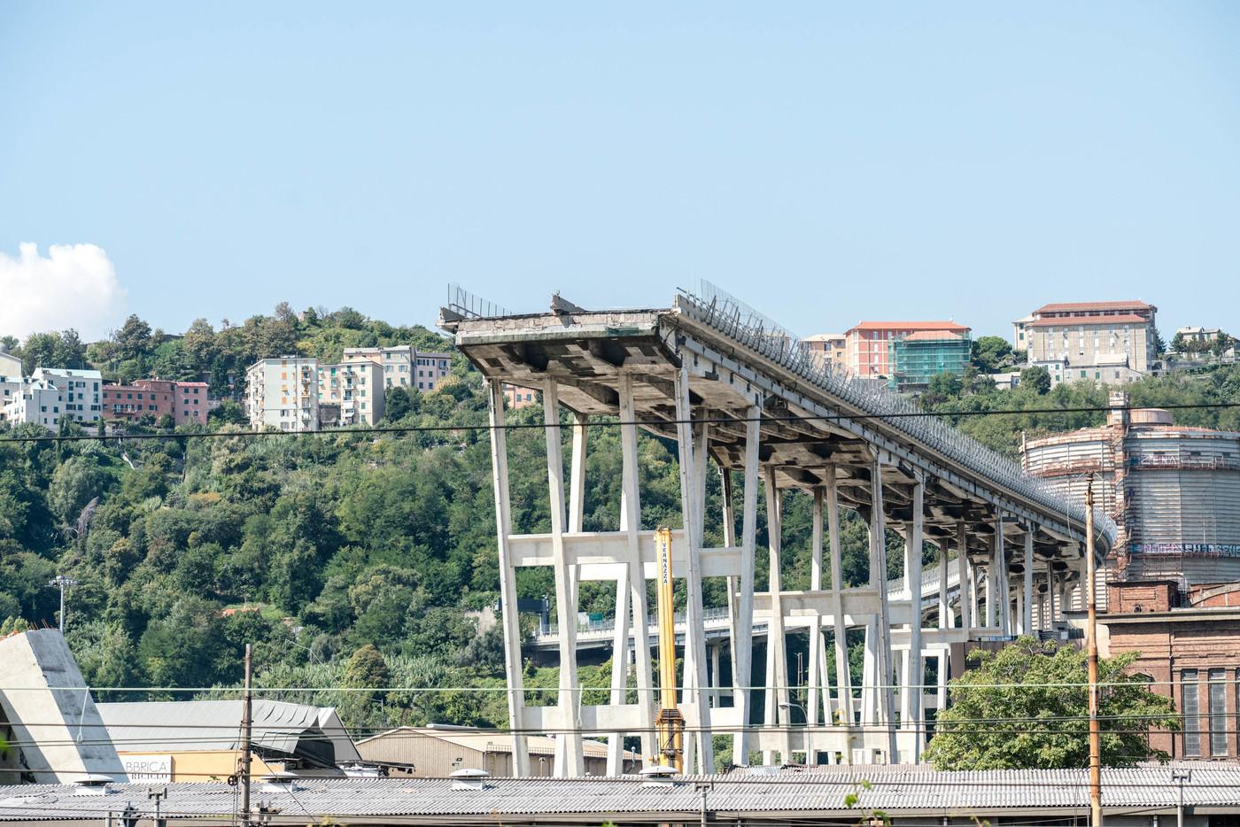 Genova, via libera ad aiuti e sconti fiscali. Non c'è ancora il nome del commissario straordinario