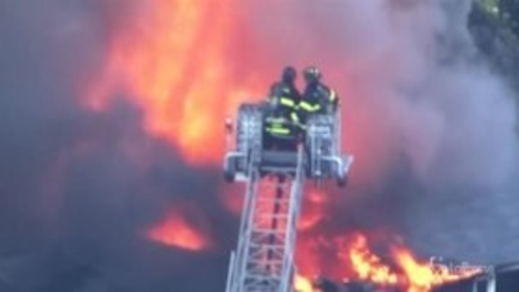 Usa: decine di esplosioni a nord di Boston, problemi alle condutture del gas
