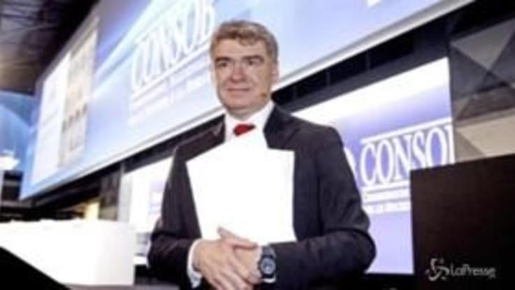 Consob, dopo le pressioni di Lega e Cinque Stelle si dimette il presidente Nava