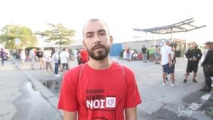 """Milano, sciopero dei fattorini Amazon: """"Lavoriamo il doppio dei colleghi"""""""