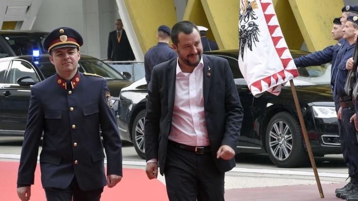 Migranti, lite a Vienna tra Salvini e il lussemburghese Asselborn