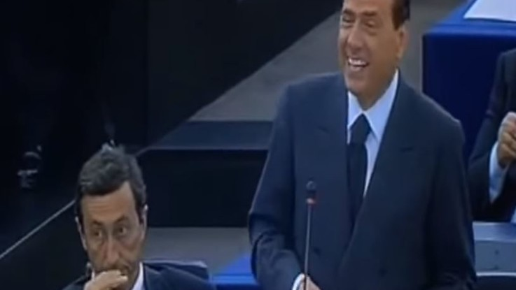 """Lite Salvini-Asselborn, quella volta che Berlusconi disse a Schulz: """"Kapo"""""""
