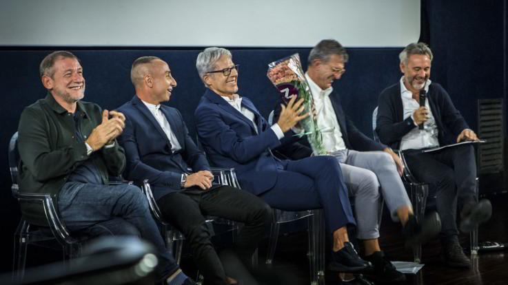 """Claudio Baglioni festeggia 50 anni in musica: """"A Verona uno spettacolo totale"""""""