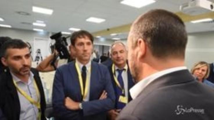 """La reazione di Salvini dopo lo scontro con Asselborn: """"E' impazzito?!"""""""